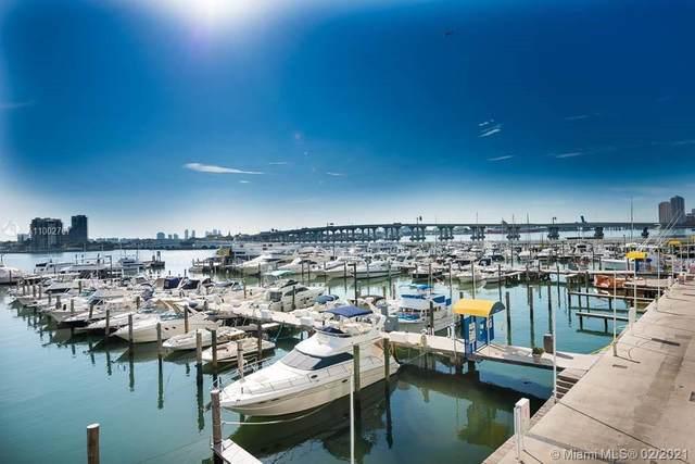 1717 N Bayshore Dr A-3756, Miami, FL 33132 (MLS #A11002767) :: Green Realty Properties
