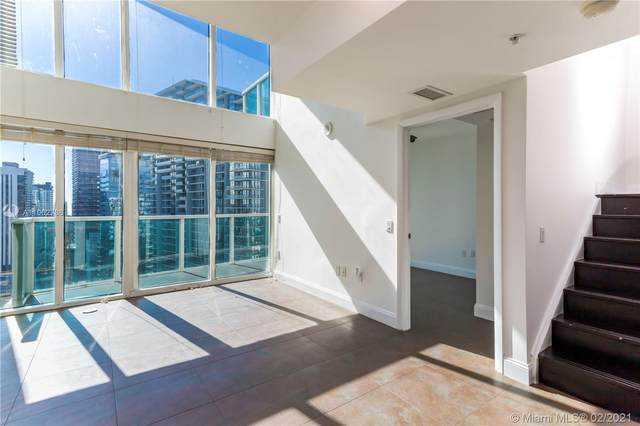 41 SE 5th St #2108, Miami, FL 33131 (MLS #A11002786) :: Prestige Realty Group