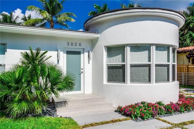 3020 Alton Rd, Miami Beach, FL 33140 (MLS #A11002799) :: The Teri Arbogast Team at Keller Williams Partners SW