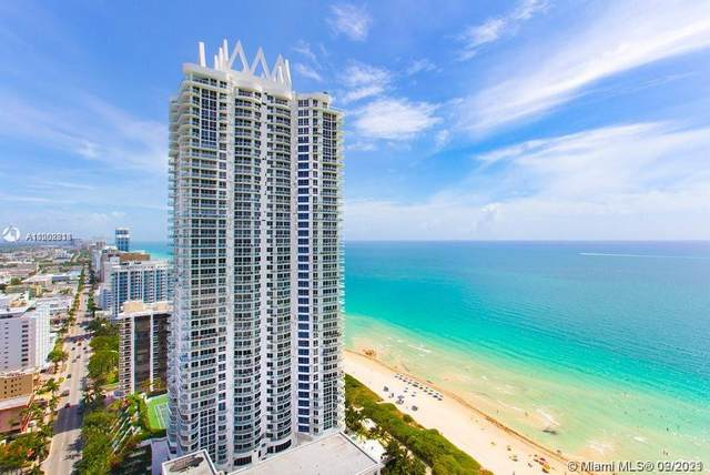 6365 Collins Ave #808, Miami Beach, FL 33141 (MLS #A11002818) :: Podium Realty Group Inc