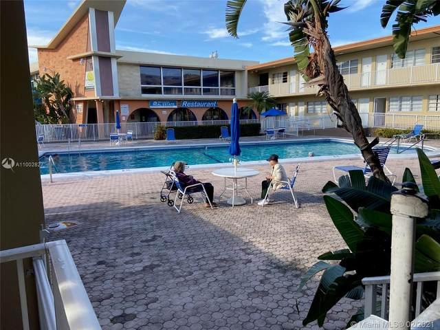 26 Diplomat Pkwy #2222, Hallandale Beach, FL 33009 (MLS #A11002827) :: The Riley Smith Group