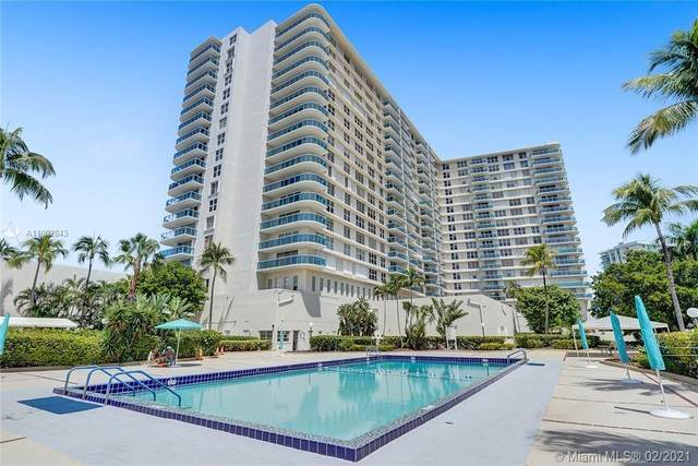 3800 S Ocean Dr #621, Hollywood, FL 33019 (MLS #A11002843) :: Prestige Realty Group