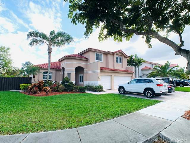 11284 NW 66th St, Doral, FL 33178 (MLS #A11002886) :: Douglas Elliman