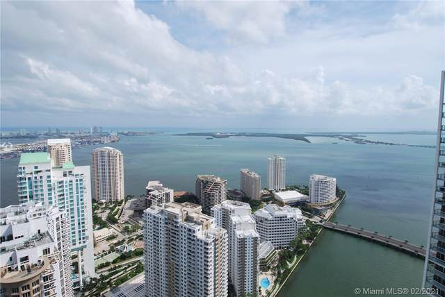 465 Brickell Ave #5505, Miami, FL 33131 (MLS #A11002926) :: Jo-Ann Forster Team