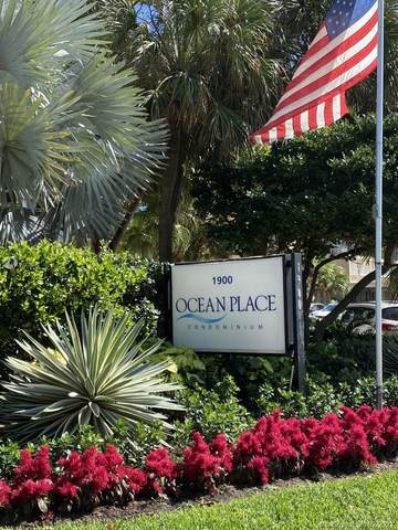 1900 S Ocean Blvd 2G, Lauderdale By The Sea, FL 33062 (MLS #A11002932) :: The Teri Arbogast Team at Keller Williams Partners SW