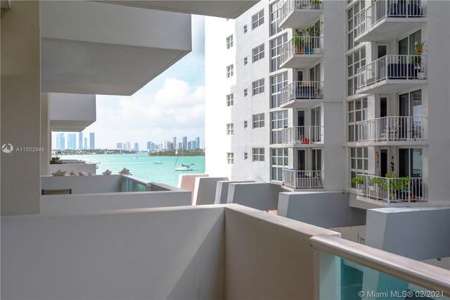 1200 West Ave #321, Miami Beach, FL 33139 (MLS #A11002946) :: The Riley Smith Group