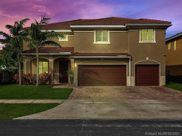 20460 NW 14th Ct, Miami Gardens, FL 33169 (MLS #A11002953) :: Green Realty Properties