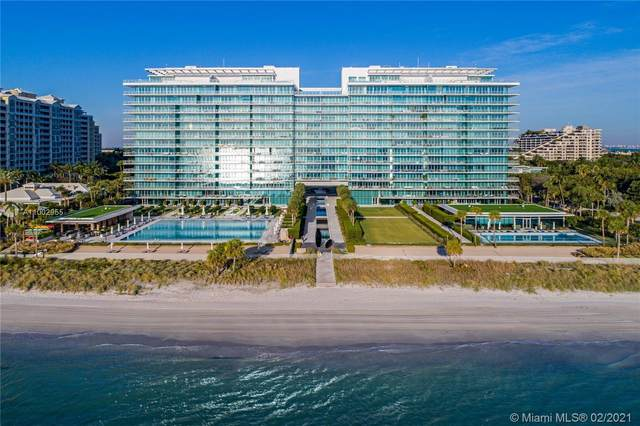360 Ocean Dr 305S, Key Biscayne, FL 33149 (MLS #A11002955) :: Prestige Realty Group