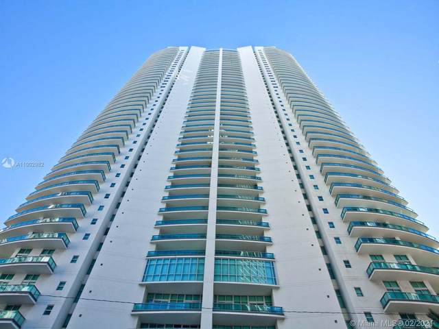 1331 Brickell Bay Dr #3701, Miami, FL 33131 (MLS #A11002982) :: Prestige Realty Group
