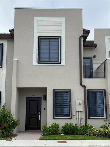 389 NE 208th Ter #389, Miami, FL 33179 (MLS #A11003034) :: The Riley Smith Group