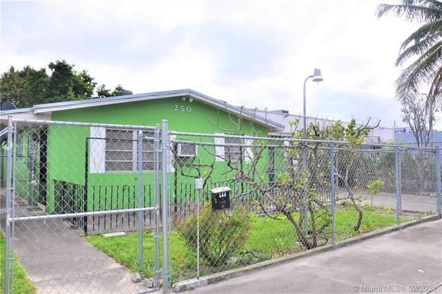 250 W 25th St, Hialeah, FL 33010 (MLS #A11003056) :: The Riley Smith Group