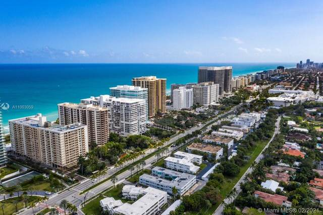 10175 Collins Ave #405, Bal Harbour, FL 33154 (MLS #A11003059) :: Green Realty Properties