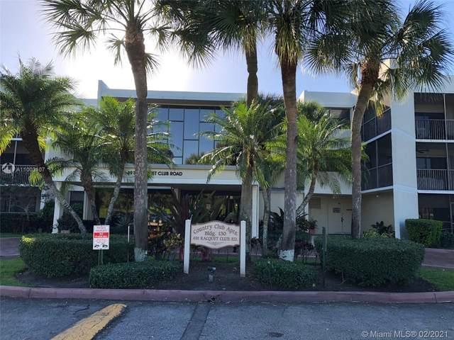 491 Racquet Club Rd #204, Weston, FL 33326 (MLS #A11003107) :: Search Broward Real Estate Team