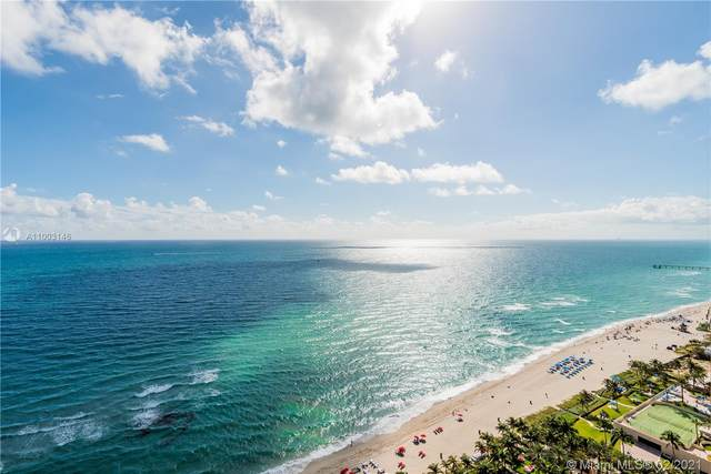 17875 Collins Ave #2802, Sunny Isles Beach, FL 33160 (MLS #A11003146) :: Green Realty Properties