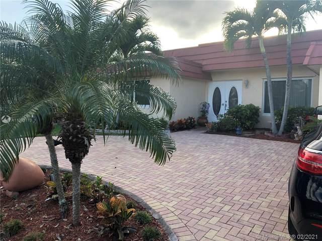 8101 NW 72nd Ave, Tamarac, FL 33321 (MLS #A11003170) :: Green Realty Properties