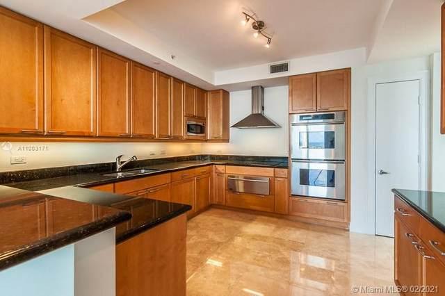 3201 NE 183rd St #2002, Aventura, FL 33160 (MLS #A11003171) :: Green Realty Properties