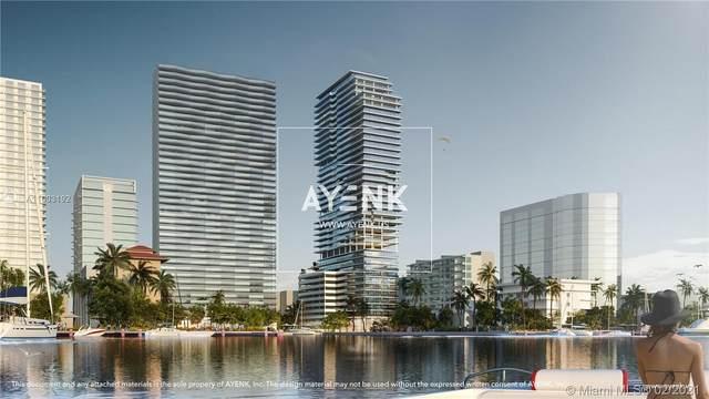 480 NE 29th St, Miami, FL 33137 (MLS #A11003192) :: Douglas Elliman
