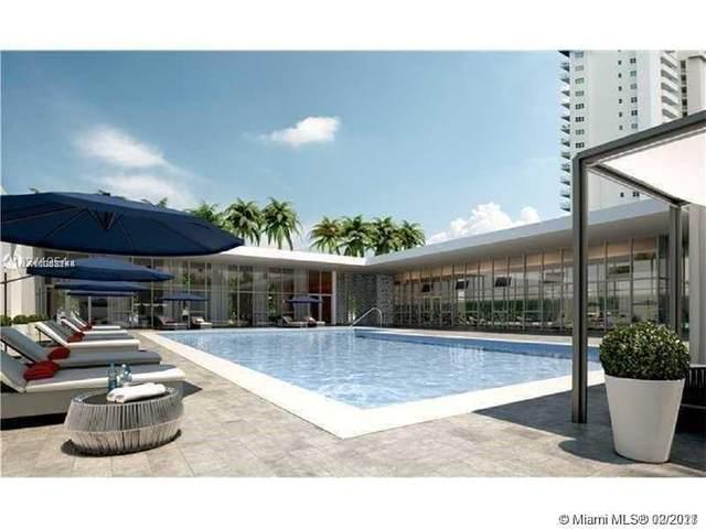 14951 Royal Oaks Ln #409, North Miami, FL 33181 (MLS #A11003244) :: Compass FL LLC