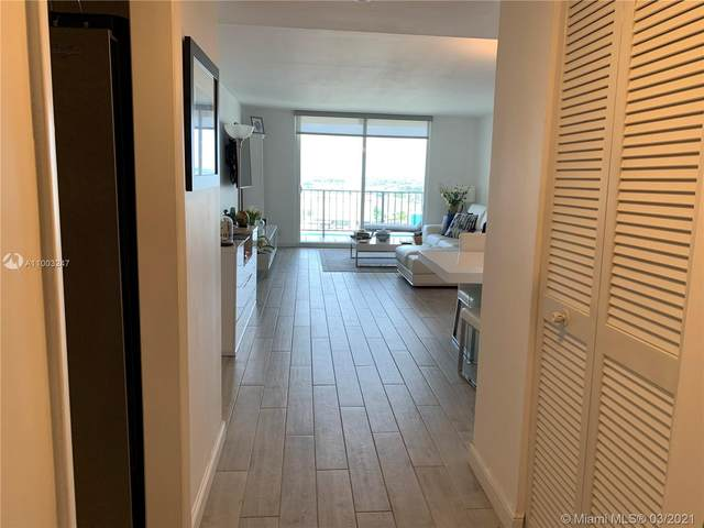 1904 S Ocean Dr #1607, Hallandale Beach, FL 33009 (MLS #A11003247) :: The Riley Smith Group