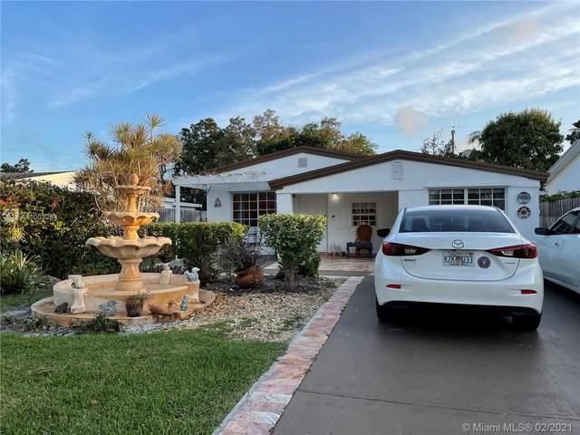 2058 NE 174th  Street, North Miami Beach, FL 33162 (MLS #A11003264) :: The Howland Group