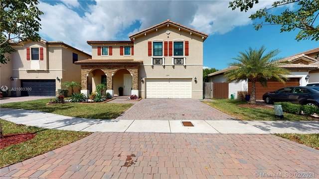 11609 SW 238th Ter, Homestead, FL 33032 (MLS #A11003300) :: Douglas Elliman
