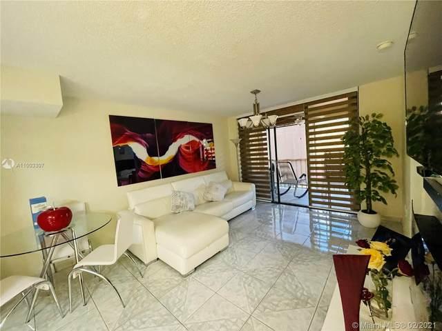 15499 N Miami Lakeway N #204, Miami Lakes, FL 33014 (MLS #A11003307) :: Douglas Elliman