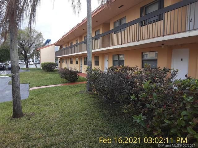 8879 Fontainebleau Blvd 11-101, Miami, FL 33172 (MLS #A11003310) :: Prestige Realty Group