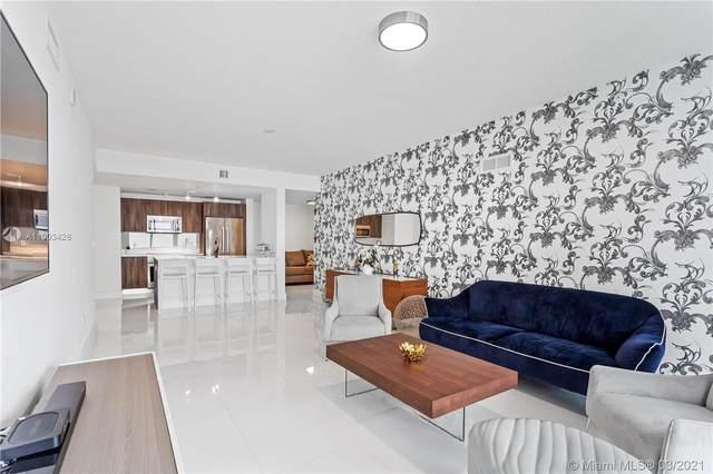 488 NE 18th St #3509, Miami, FL 33132 (MLS #A11003428) :: Castelli Real Estate Services