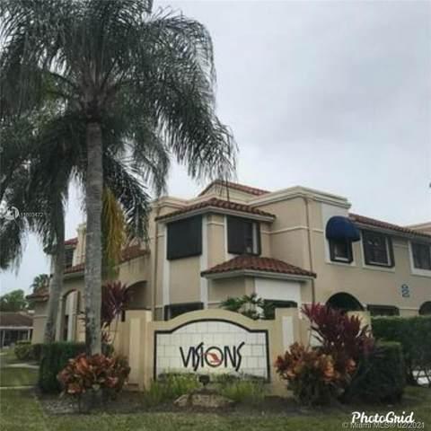 501 Racquet Club Rd #62, Weston, FL 33326 (MLS #A11003472) :: Berkshire Hathaway HomeServices EWM Realty