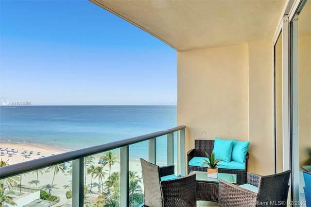 2501 S Ocean Dr #1104, Hollywood, FL 33019 (MLS #A11003496) :: Carlos + Ellen