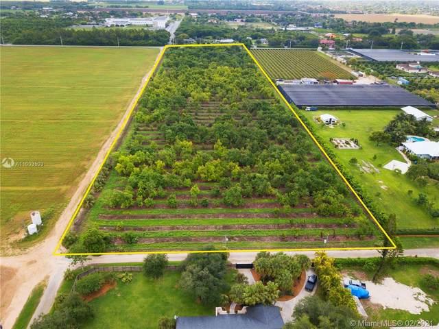199xx SW 292 St Approx, Homestead, FL 33030 (MLS #A11003503) :: Douglas Elliman