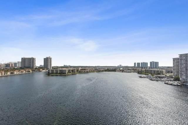 2801 NE 183rd St 1116W, Aventura, FL 33160 (MLS #A11003504) :: Green Realty Properties