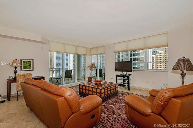 801 Brickell Key Blvd #2212, Miami, FL 33131 (MLS #A11003539) :: The Teri Arbogast Team at Keller Williams Partners SW