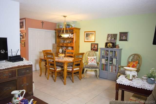 101 SW 132nd Way 211J, Pembroke Pines, FL 33027 (MLS #A11003545) :: Prestige Realty Group
