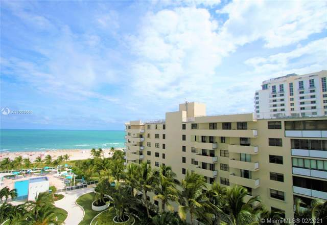 100 Lincoln Rd #917, Miami Beach, FL 33139 (MLS #A11003551) :: Search Broward Real Estate Team