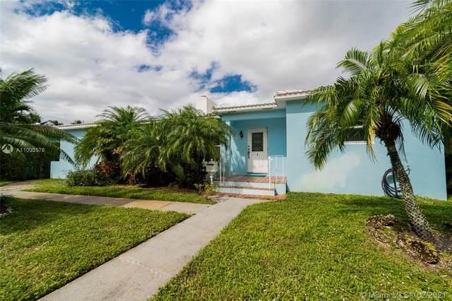 5 NW 105th St, Miami Shores, FL 33150 (MLS #A11003578) :: Douglas Elliman