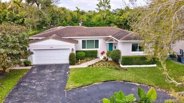 1239 NE 100th St, Miami Shores, FL 33138 (MLS #A11003618) :: Douglas Elliman