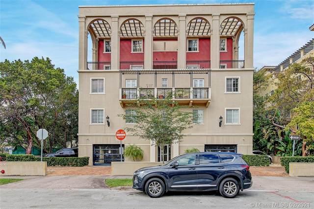 115 Mendoza Ave #501, Coral Gables, FL 33134 (MLS #A11003646) :: Green Realty Properties