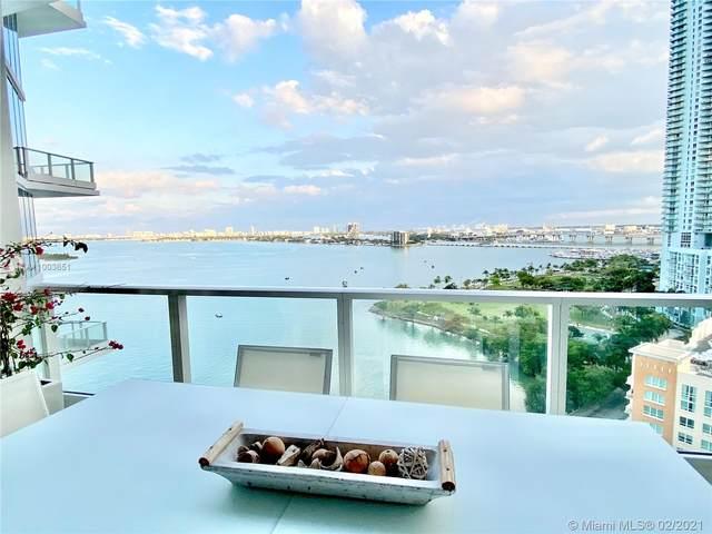 2020 N Bayshore Dr #1603, Miami, FL 33137 (MLS #A11003651) :: KBiscayne Realty
