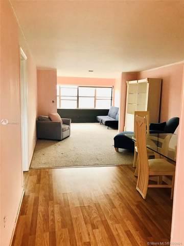 9540 Sunrise Lakes Blvd #309, Sunrise, FL 33322 (MLS #A11003653) :: Berkshire Hathaway HomeServices EWM Realty
