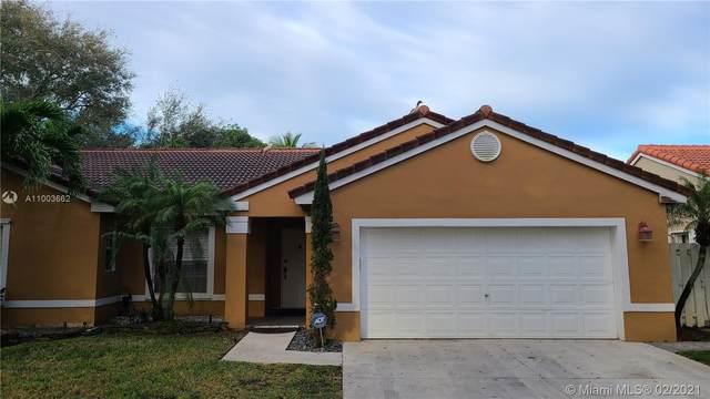 1930 SW 137th Way, Miramar, FL 33027 (MLS #A11003662) :: The Riley Smith Group