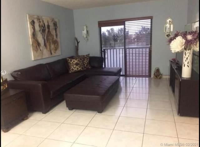 9911 W Okeechobee Rd 1-508, Hialeah Gardens, FL 33016 (MLS #A11003718) :: Jo-Ann Forster Team