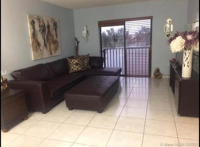 9911 W Okeechobee Rd 1-508, Hialeah Gardens, FL 33016 (MLS #A11003718) :: Search Broward Real Estate Team