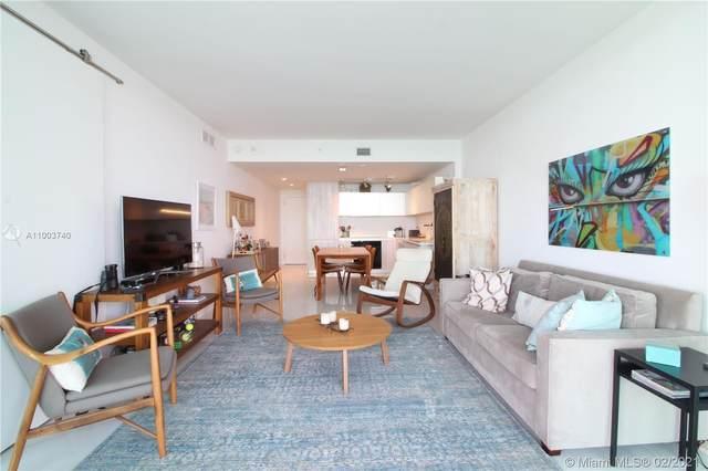 3131 NE 7th Ave #3105, Miami, FL 33137 (MLS #A11003740) :: Search Broward Real Estate Team