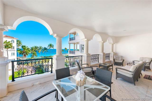 19241 Fisher Island Dr #19241, Miami Beach, FL 33109 (MLS #A11003759) :: Prestige Realty Group