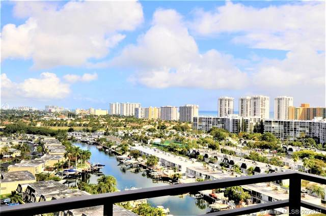 2500 Parkview Dr #1609, Hallandale Beach, FL 33009 (MLS #A11003781) :: Search Broward Real Estate Team