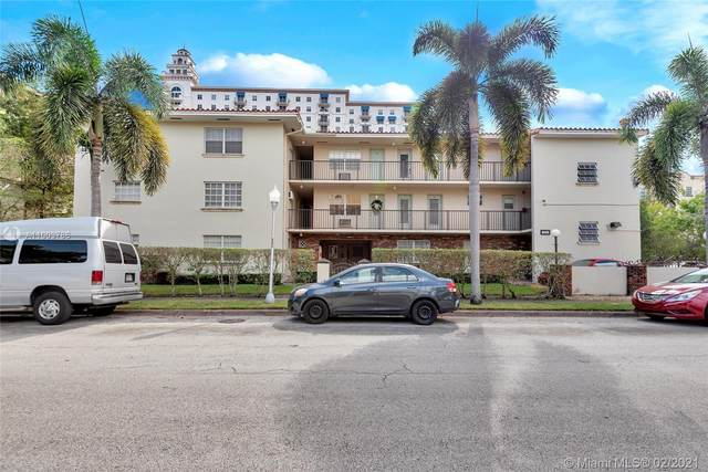 318 Majorca Ave #304, Coral Gables, FL 33134 (MLS #A11003786) :: Search Broward Real Estate Team
