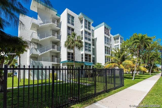 17570 Atlantic Blvd #210, Sunny Isles Beach, FL 33160 (MLS #A11003790) :: KBiscayne Realty