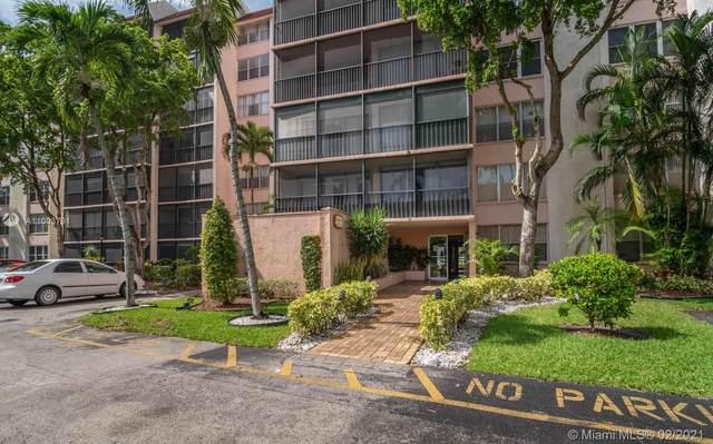 3771 Environ Blvd #146, Lauderhill, FL 33319 (MLS #A11003791) :: Green Realty Properties