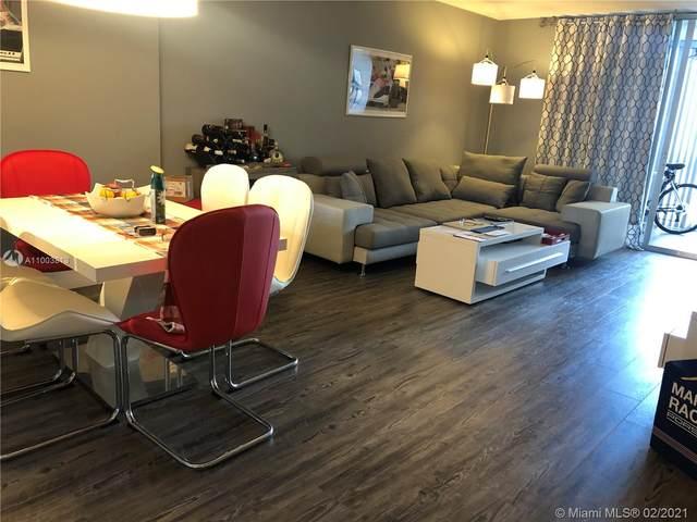 420 NE 12th Ave #604, Hallandale Beach, FL 33009 (MLS #A11003813) :: Jo-Ann Forster Team